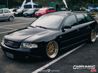 Tuning Audi A4 B5 Avant Front