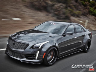 Cadillac CTS-V Wide body