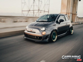 Fiat 500 Abarth Airlift
