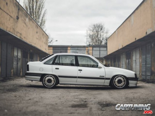 Tuning Opel Kadett E Sedan