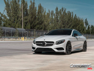 Tuning Mercedes-Benz S63 AMG Coupe C217 2015
