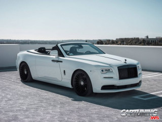 Tuning Rolls-Royce Dawn