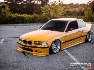 BMW M3 Coupe E36 Widebody