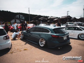 Mazda 6 Wagon Hellaflush
