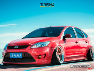 Ford Focus Mk2 Widebody
