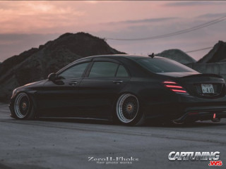 Mercedes-Benz S63 AMG W222 Airlift