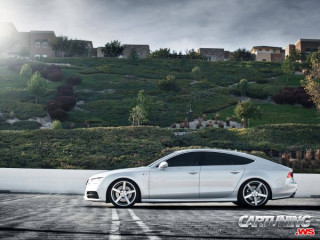 Tuning Audi A7 4G