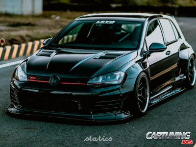 Volkswagen Golf GTI Mk7 Widebody