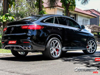 Tuning Mercedes-Benz GLE 400 Coupe C292