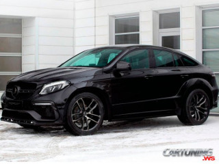 Mercedes-Benz GLE 350d Coupe Inferno C292