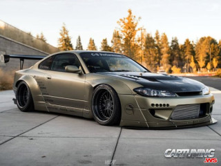 Nissan Silvia S15 Widebody