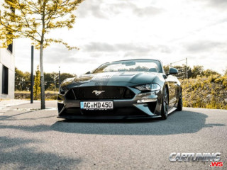 Tuning Ford Mustang GT Convertible 2019