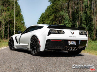 Tuning Chevrolet Corvette Z06 C7 2019