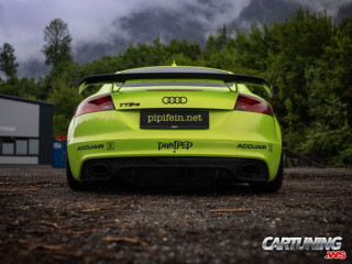 Audi TT RS 8J on Air