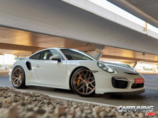 Tuning Porsche 911 Turbo S 2016