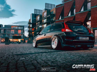 Volvo C30 on Air