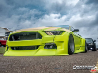Ford Mustang Widebody 2015
