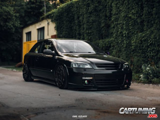 Stance Opel Astra G 3dr