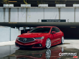 Tuning Acura TLX 2020