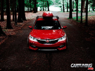 Tuning Honda Accord 2016