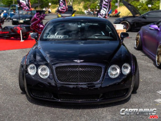 Stanced Bentley Continental GT