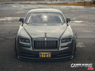 Rolls Royce Wraith Airlift