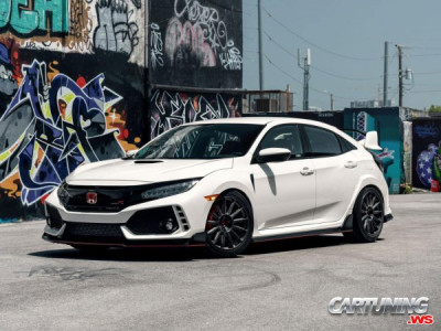 Tuning Honda Civic Type R 2018 FK8