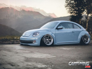 Volkswagen New Beetle Airlift