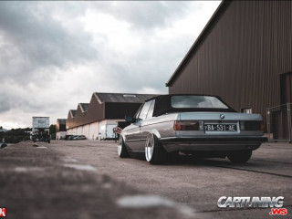 BMW 325i Cabrio E30 Airlift