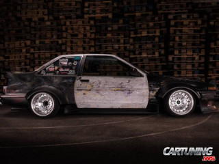 Tuning Toyota AE86 Coupe