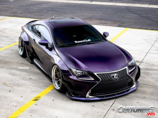 Lexus RC 350 Wide body