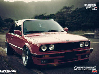 Tuning BMW 325i Coupe E30