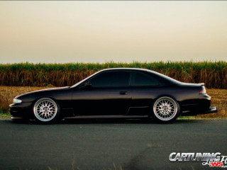 Stance Nissan Silvia S14