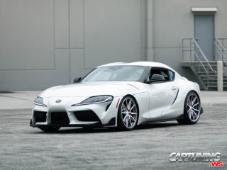 Tuning Toyota GR Supra A90 2020