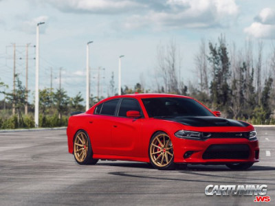 Tuning Dodge Charger R/T 392 Scat Pack
