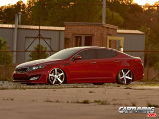 Tuning Kia Optima