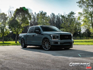 Lowered Ford F150