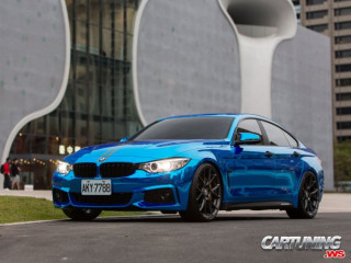 Tuning BMW 435i Gran Coupe F36