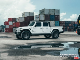 Tuning Jeep Gladiator