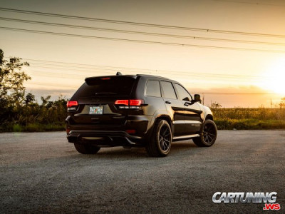 Tuning Jeep Grand Cherokee Trackhawk