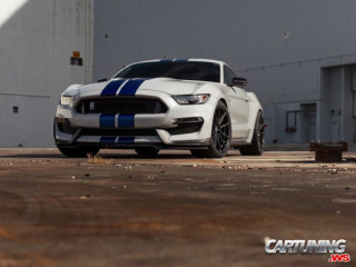 Tuning Ford Mustang GT350