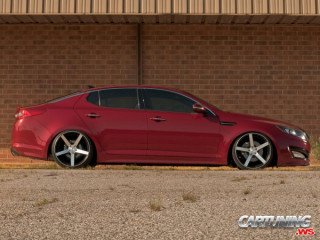 Kia Optima Airlift