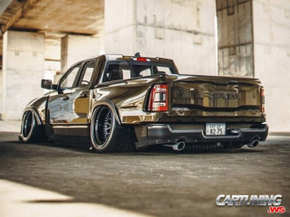 Widebody RAM 1500 on Air