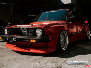 BMW 5 E28 Wide body
