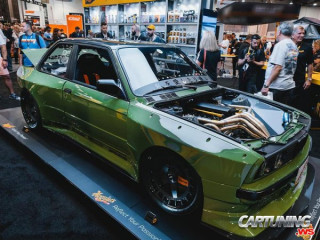 BMW 3 E30 Wide body