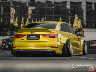 Audi S3 Sedan Widebody