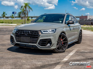 Tuning Audi SQ5 ABT 2020