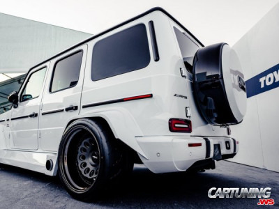 Stance Mercedes-Benz G63 AMG 2019 Wide Body