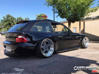 BMW Z3 Coupe Airlift