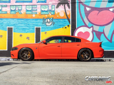 Tuning Dodge Charger SRT Hellcat 2019